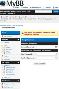 My Expiring Passwords 2.2.1